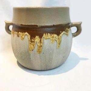 Vintage Ceramic Flower Pot